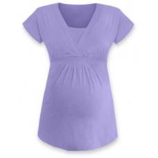 Tehotenská tunika aj na kojenie