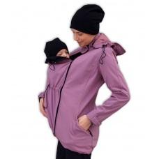 Tehotenská a nosiaca bunda Stella