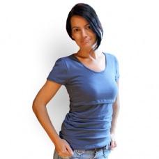 Tričko tehotenské a dojčiace - krátky rukáv